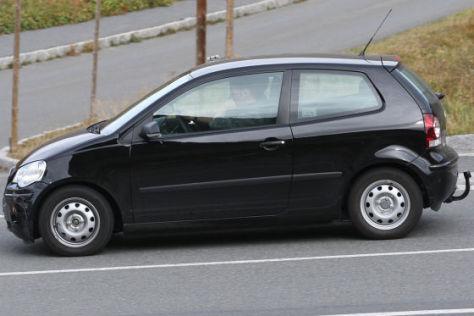 Erlkönig VW up!