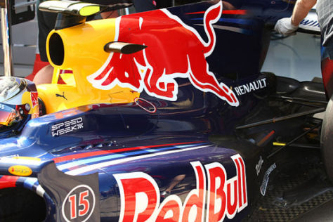Formel 1 Red Bull Cosworth