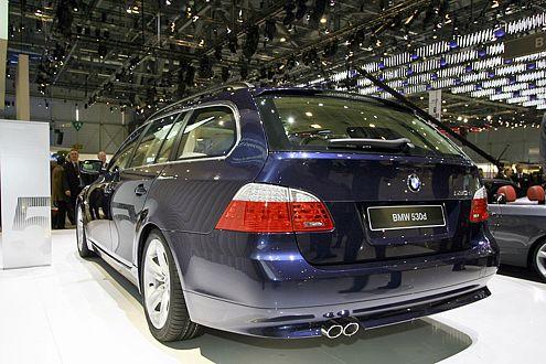 BMW 5er: frisch geliftet und verbrauchsoptimiert.