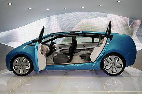 Toyota Hybrid X: Hybrid-Design für die nahe Zukunft.