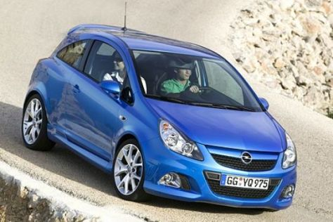 Preis Opel Corsa OPC