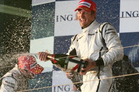 Würdiger Weltmeister? Jenson Button