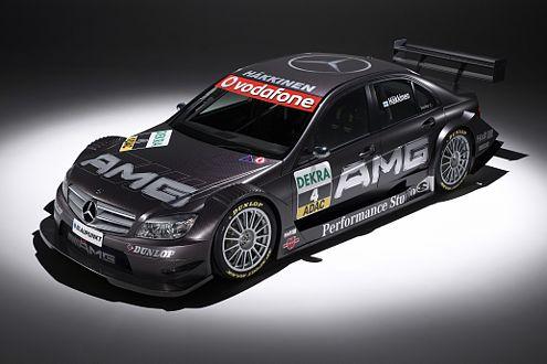Schneider, Spengler, Green und Häkkinen sollen die DTM-Geschichte von Mercedes weiterschreiben.