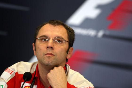 Ferrari Stefano Domenicali