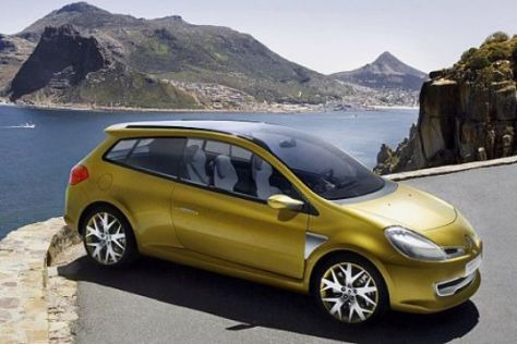 Renault Clio Grand Tour Concept/Twingo