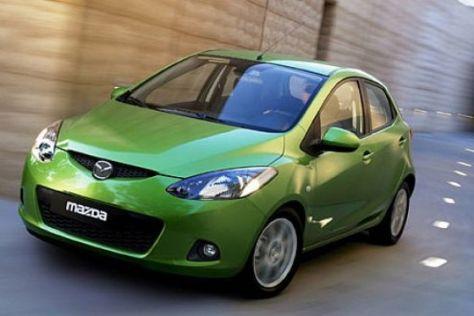 Neuer Mazda2 in Genf