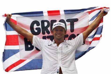 Am Ziel seiner Träume: Jenson Button, Formel-1-Weltmeister 2009