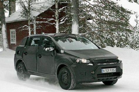 Erlkönig Ford-CUV
