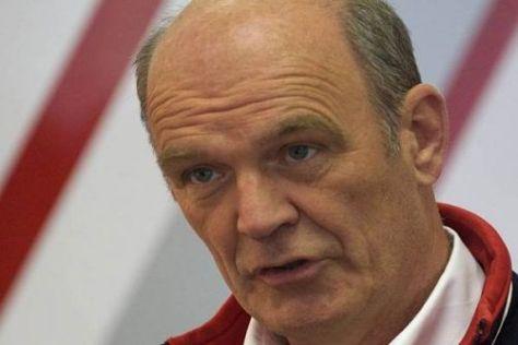 Audi-Sportchef Wolfgang Ullrich konnte das Schicksal nicht abwenden