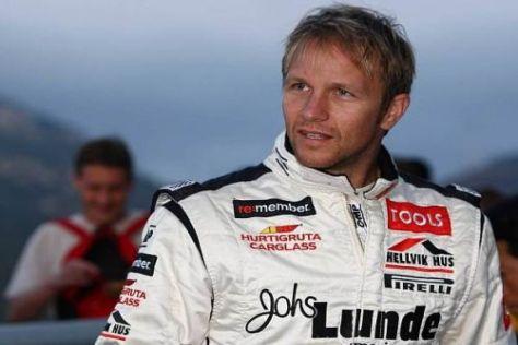 Petter Solberg will bei der Rallye Wales wieder ganz vorne mitfahren