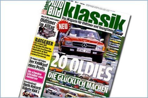 AUTO BILD KLASSIK 1/2007