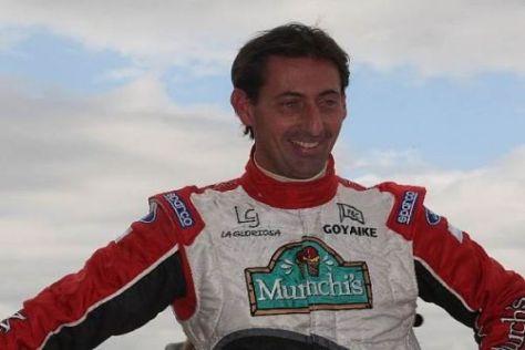 Federico Villagra ist mit dem Verlauf der Saison 2009 rundum zufrieden