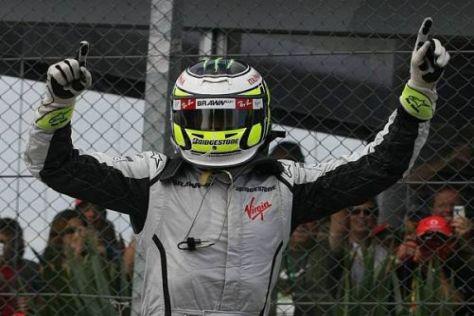 Jenson Button würde nur zu gerne auch im kommenden Jahr einen Titel bejubeln