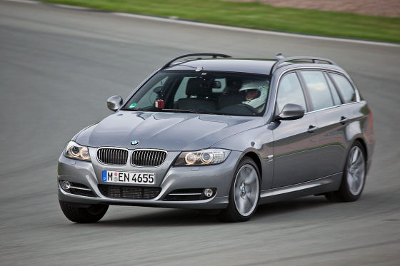 BMW 335i xDrive Touring