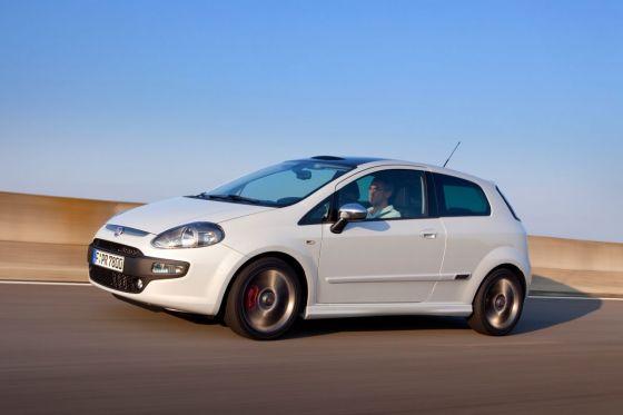 Fiat Punto Evo startet am 24. Oktober zum Sonderpreis von 9990 Euro.