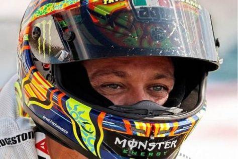 Valentino Rossi will bereits in Sepang seinen neunten Titel einfahren