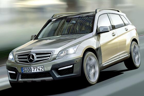 Mercedes BLK 2013