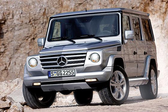 Mercedes G-Modell 2011