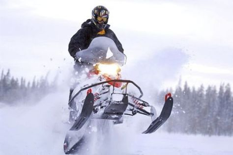 Castrol EDGE Camp in Lappland