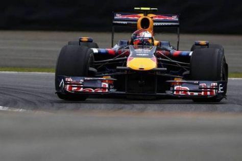 Noch steht nicht fest, mit welchem Motor Red Bull nächstes Jahr fahren wird
