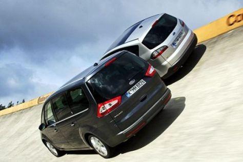 Rückruf Ford S-Max und Galaxy