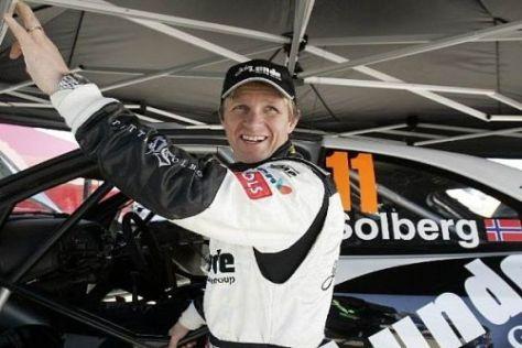 Petter Solberg will 2010 wieder im Titelkampf mitmischen