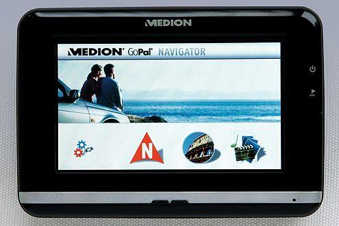 Großer Bruder: Der Medion Navigator PE 2.0 kostet 300 Euro.