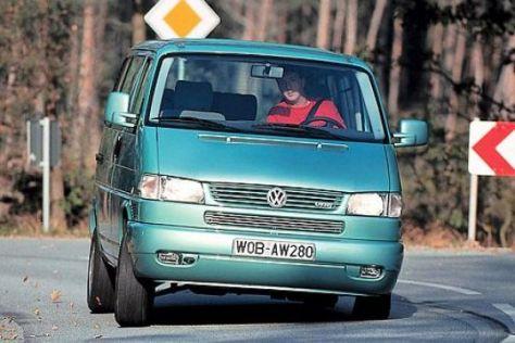 VW T4 Multivan TDI