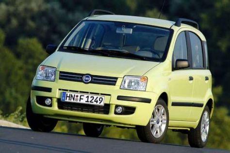 Rückruf Fiat Panda