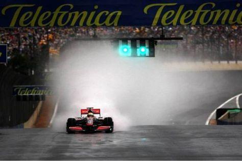 Für McLaren-Mercedes geht eine eher durchwachsene Saison zu Ende