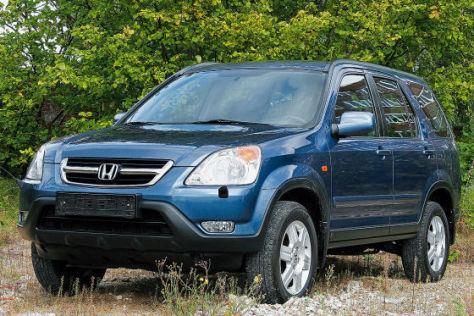 Gebrauchtwagen-Check Honda CR-V