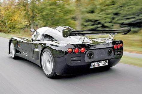 Auto Racing Music on Racing Gtr 500   Das Beste Aus Zwei Welten   Autobild De