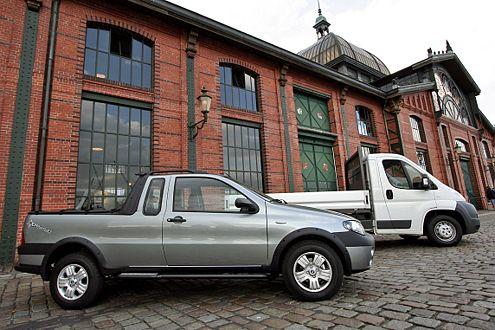 Der Strada kommt im Lifestyle-Look daher, kostet ab 14.367 Euro.