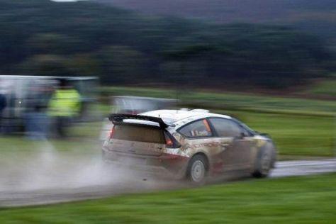 Ist in Wales schon die Entscheidung zu Gunsten von Sébastien Loeb gefallen?