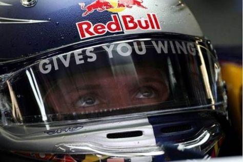 Sebastian Vettel will sich in Abu Dhabi die Vizemeisterschaft sichern