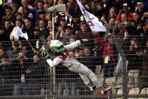 DTM-Finale 2009 Timo Scheider