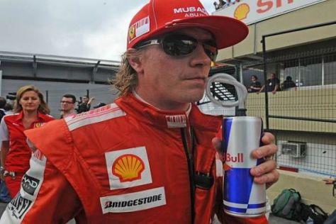 Kimi Räikkönen wird in Abu Dhabi zum letzten Mal für Ferrari an den Start gehen