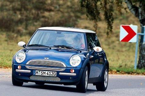 Gebrauchtwagen-Check Mini (2001-2006)