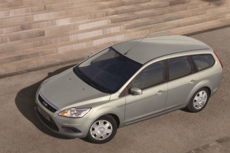 Ford Focus Turnier Editionsmodell Concept