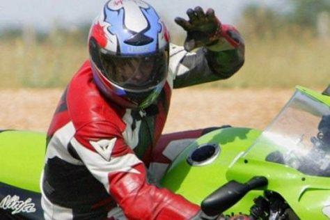 Serie: Das Rennen meines Lebens
