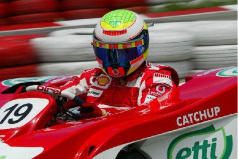 Felipe Massa visiert beim Granja Viana 500 seinen dritten Sieg an