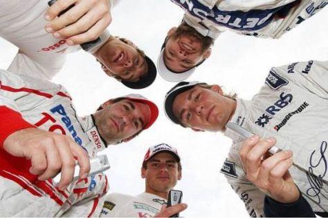 Diese fünf Herren könnten nächste Saison sogar noch Gesellschaft bekommen