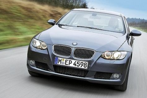 Test BMW 330xd Coupé