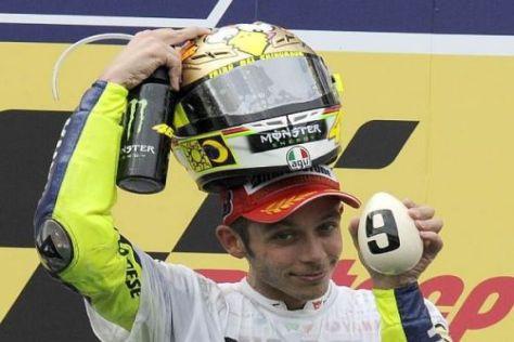 Valentino Rossi will sich Mitte 2010 entscheiden: Wie geht es ab 2011 weiter?