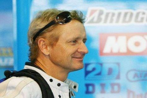Kevin Schwantz begleitet 2010 bereits das JiR-Projekt in der neuen Moto2-Klasse