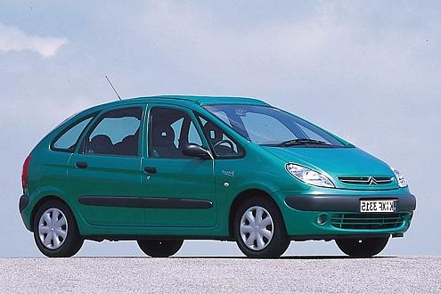 Steht momentan an der Spitze der Rabattliste: Citroën Xsara Picasso mit 29 Prozent.