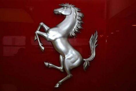 Das Cavallino kann sich stolz in die Höhe recken: Bei Ferrari läuft's auch 2009