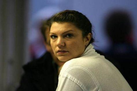 Katherine Legge hatte sich einen anderen Verlauf des DTM-Finales gewünscht