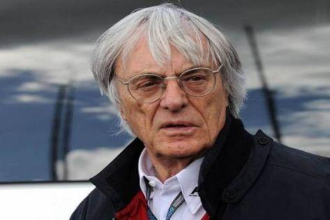 Bernie Ecclestone hat den Teams im Concorde Agreement Geld versprochen