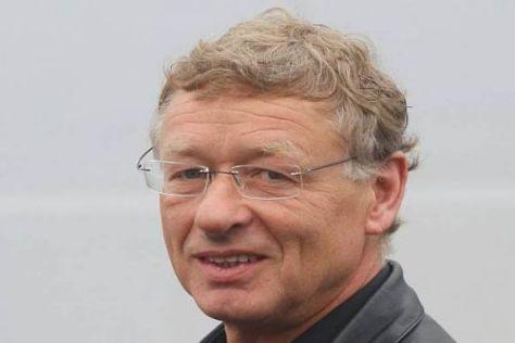 Hermann Tilke hat seit über vier Jahren am Abu-Dhabi-Projekt gearbeitet